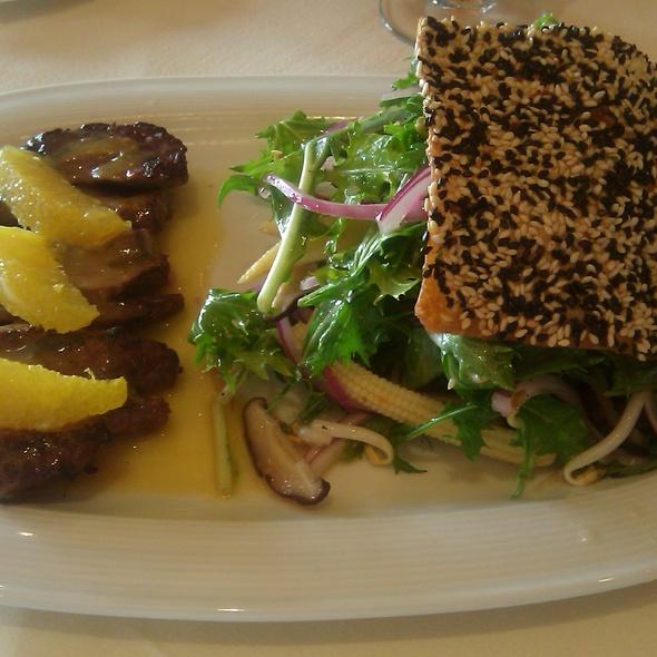Sirloin Steak Salad - Cili, Las Vegas, NV