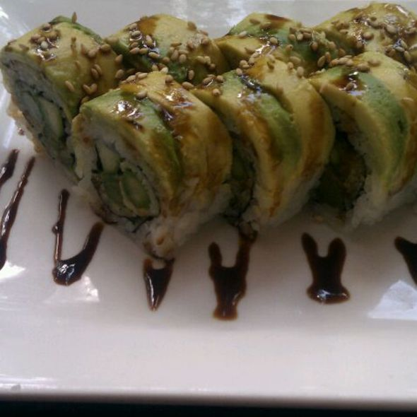 Asparagus Tempura - Hapa Sushi Grill & Sake Bar - Pearl St. Boulder, Boulder, CO