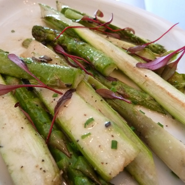 Grilled Asparagus - BG - Bergdorf Goodman, New York, NY