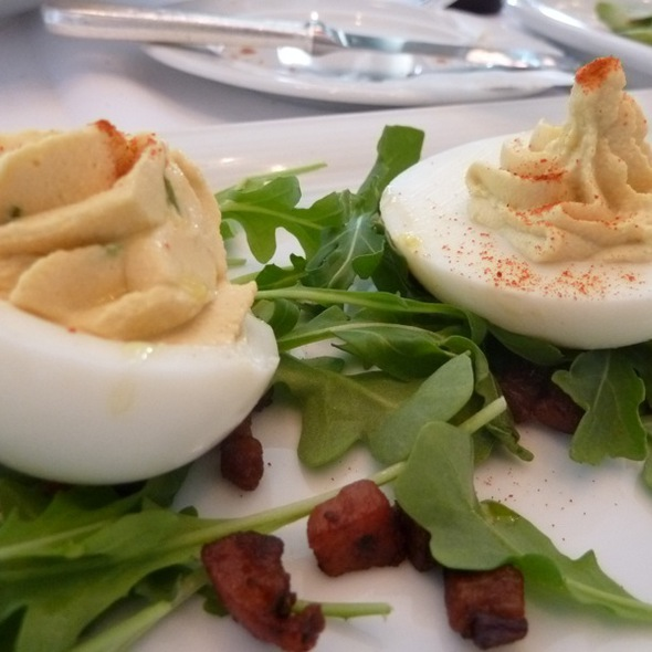 Deviled Eggs - BG - Bergdorf Goodman, New York, NY