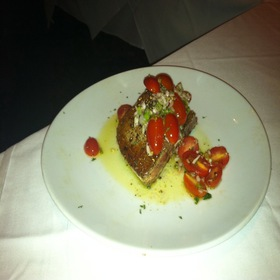 Ahi Tuna Steak - Fleming's Steakhouse - Brookfield, Brookfield, WI