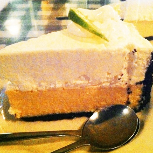 Key Lime Pie - Lucile's, Fort Worth, TX