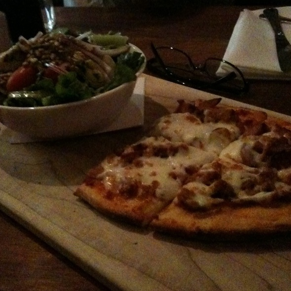 Pizza & Greens Combo - Kingston Taphouse & Grille, Vancouver, BC