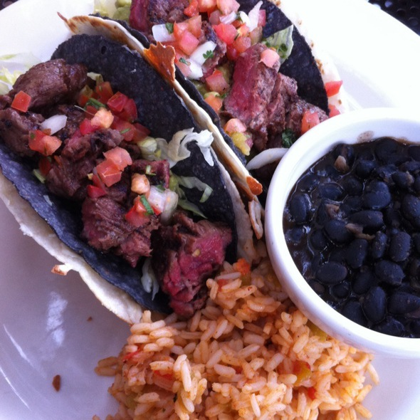 Churrasco Beef Tacos - Rock Bottom Brewery Restaurant - Colorado Springs, Colorado Springs, CO
