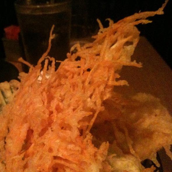Vegetable Tempura with Soba - Sushi Zushi - Stone Oak, San Antonio, TX