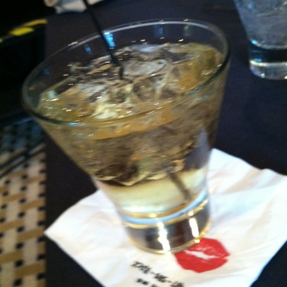 Whiskey And Ginger - The Kitchen at Hard Rock Hotel, Orlando, FL