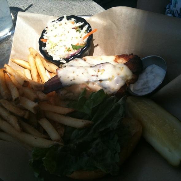 Grilled Chicken Club - Carson's American Bistro - Ann Arbor, Ann Arbor, MI