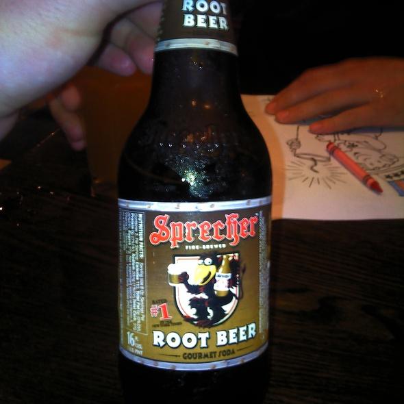 Sprecher Root Beer - Pier 500, Hudson, WI