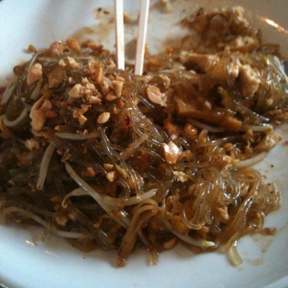 Woon Sen Pad Thai - Simply Thai, Louisville, KY
