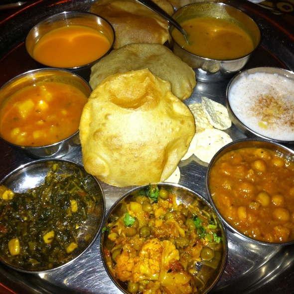 Pre Fixe Accompaniments - Vatan Indian Restaurant, New York, NY