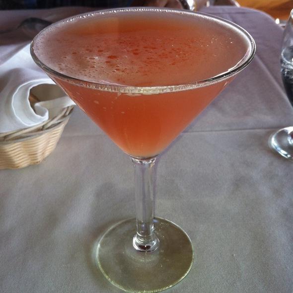 Paradise Martini - Alberto's Ristorante, Hyannis, MA