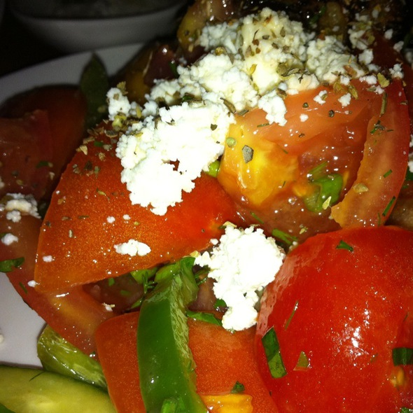 Tomato Salad - Kefi, New York, NY