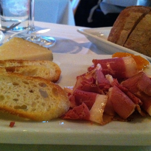 Duck Prosciutto - UPSTAIRS 2, Los Angeles, CA