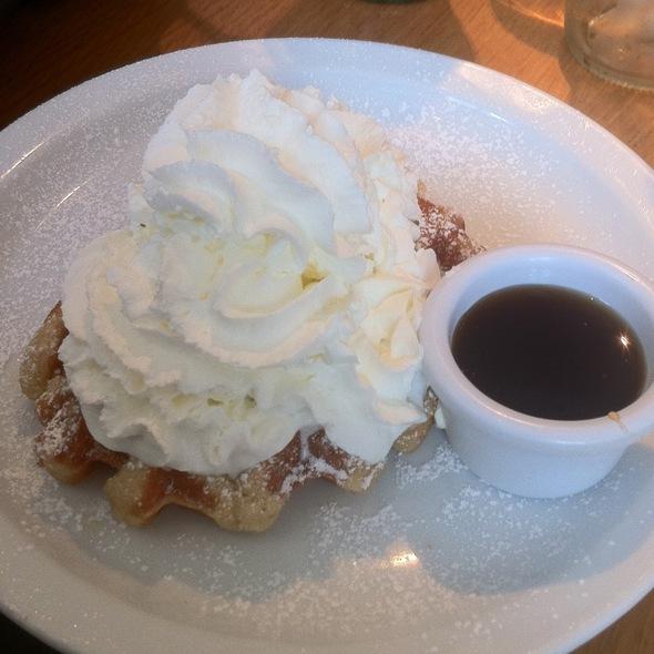 Waffle Maple - My Old Dutch - Chelsea, London
