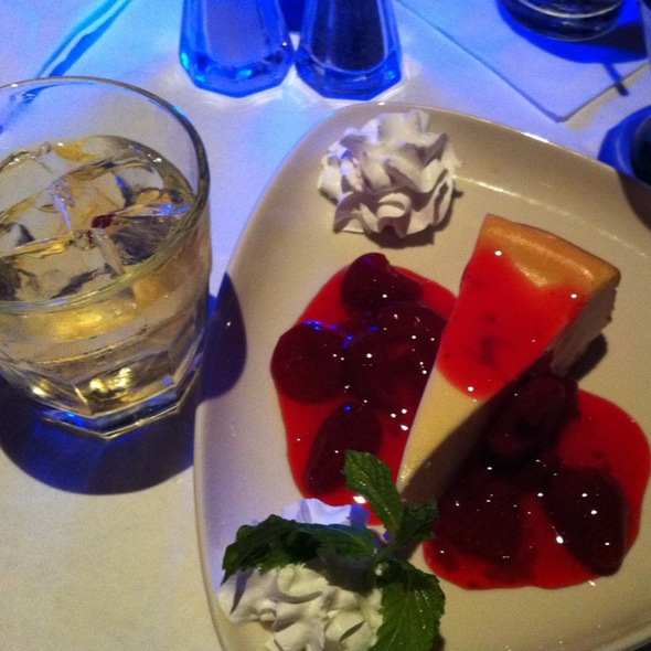 Eli's Cheesecake - Andy's Jazz Club, Chicago, IL