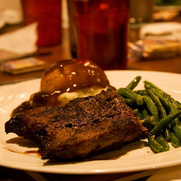 Steak and Mash - The Prime Rib Loft - Orleans Hotel & Casino, Las Vegas, NV