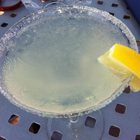 Lemon Drop Martini - Eclipse Restaurant, St. Louis, MO