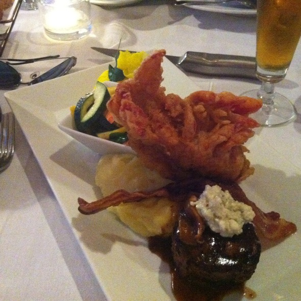 The Pier House Restaurant Cape May Nj Opentable