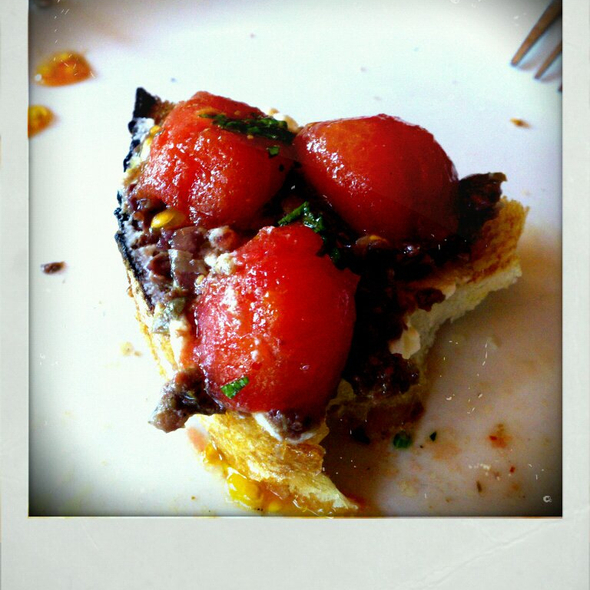 Pickled Tomatoes - Mani Osteria, Ann Arbor, MI