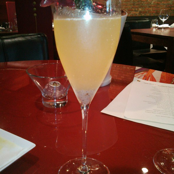Blood Orange Bellini - Lola - Great Neck, Great Neck, NY
