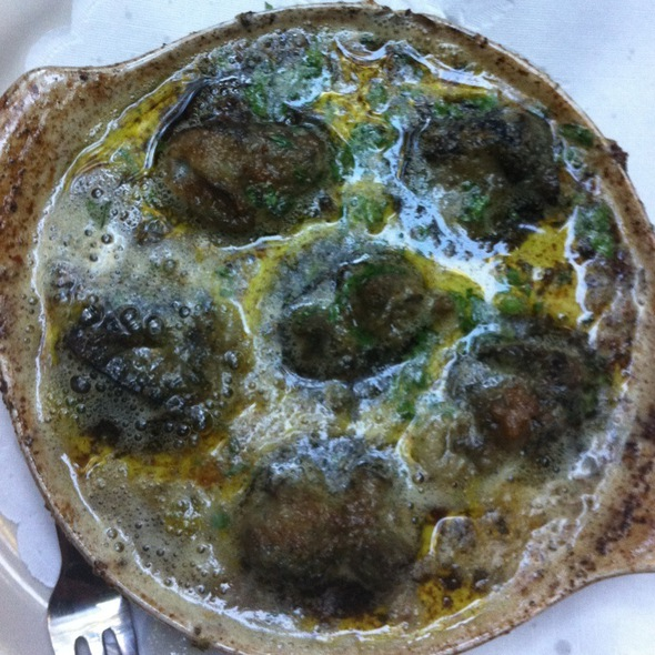 Escargot - AOC, New York, NY