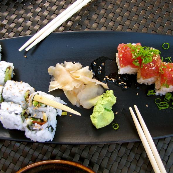 Sushi - Cafe Japengo, San Diego, CA