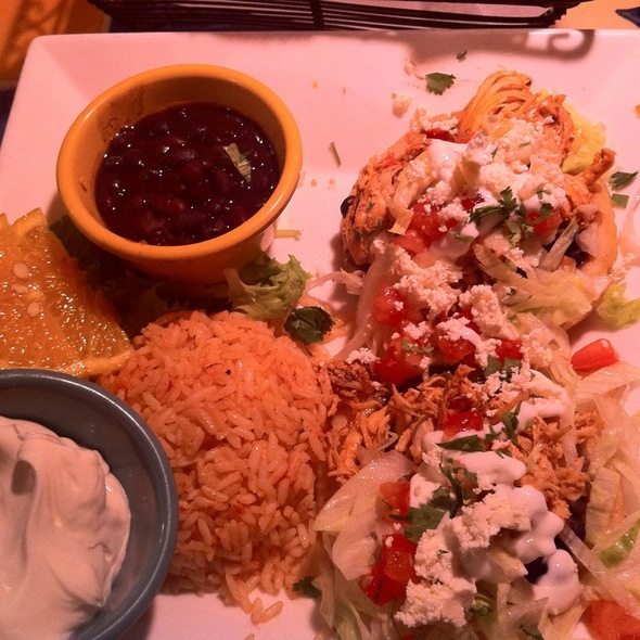 Sopes - Jose's Mexican Restaurant, Cambridge, MA