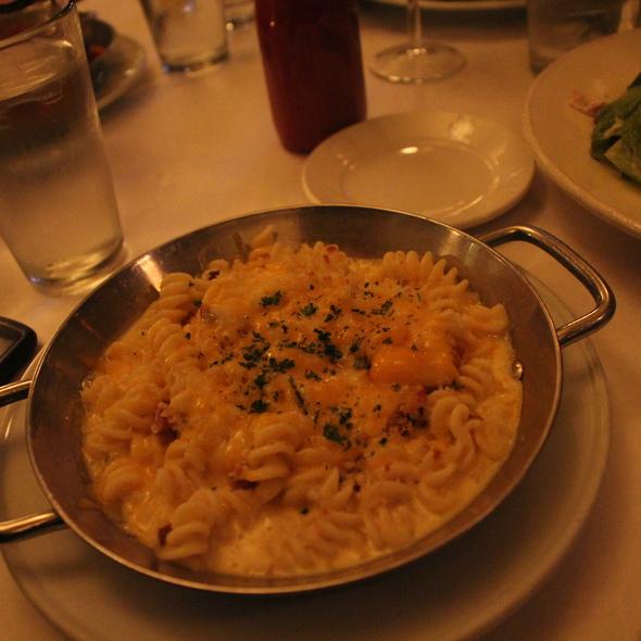 Mac and Cheese - Bijan's Bistro, Chicago, IL