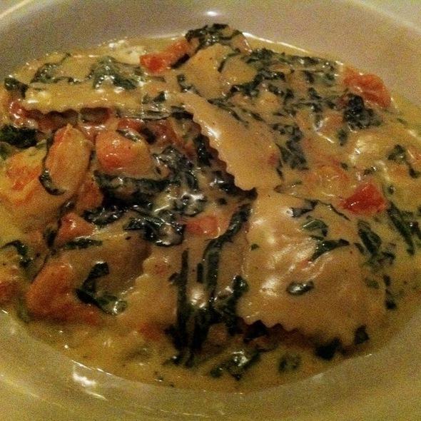 Crab Ravioli - Caffe Buon Gusto - UES, New York, NY