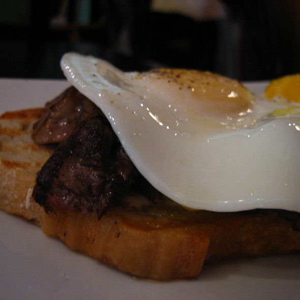 Steak & Eggs - The Glendon Bar & Kitchen, Los Angeles, CA