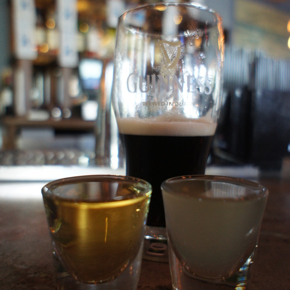 Pickle Backs - fadó Irish Pub & Restaurant - Miami, Miami, FL