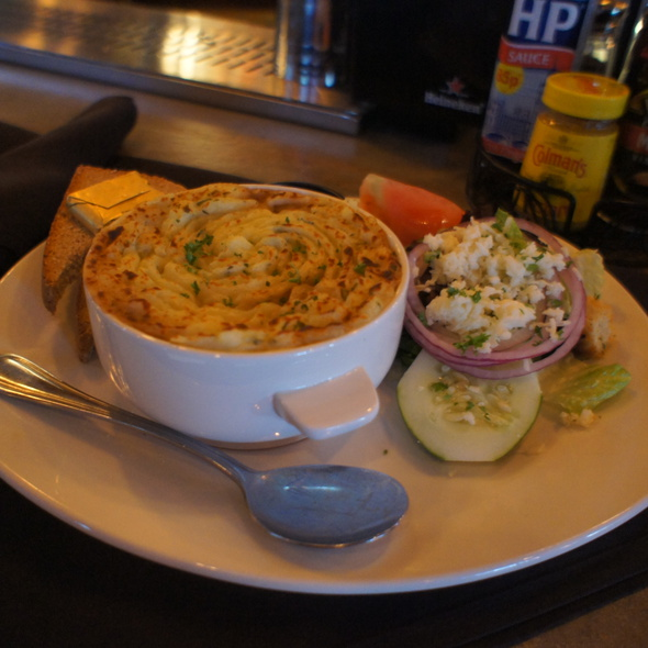 Sheppards Pie - fadó Irish Pub & Restaurant - Miami, Miami, FL