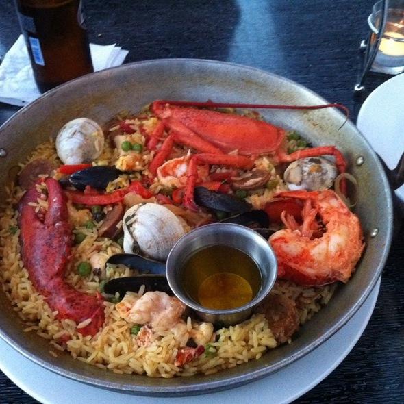 Seafood Paella - Real Seafood Company - Ann Arbor, Ann Arbor, MI
