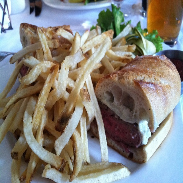 Balboa Burger - Balboa Cafe - Mill Valley, Mill Valley, CA