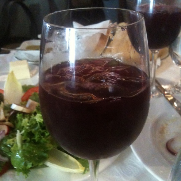 Red Sangria - Fornos of Spain, Newark, NJ