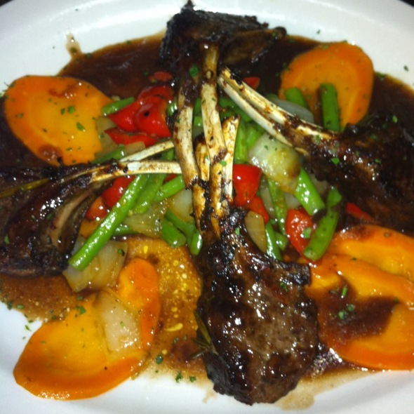 Lamb Chops - Sugar Bar, New York, NY