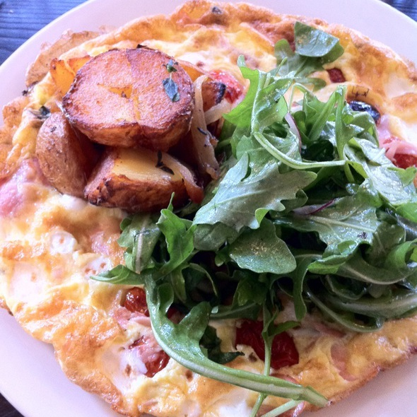 Cotto Frittata - POSTO, Somerville, MA
