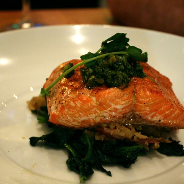 Salmon - Duo Restaurant, Denver, CO