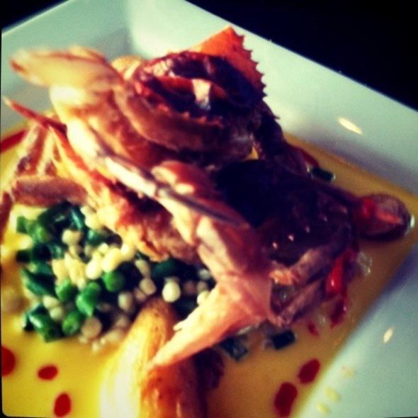 Deep Fried Soft Shell Crabs - Bridges Restaurant - MD, Grasonville, MD