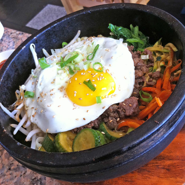 Dolsot Bibimbap - Stone Korean Kitchen, San Francisco, CA