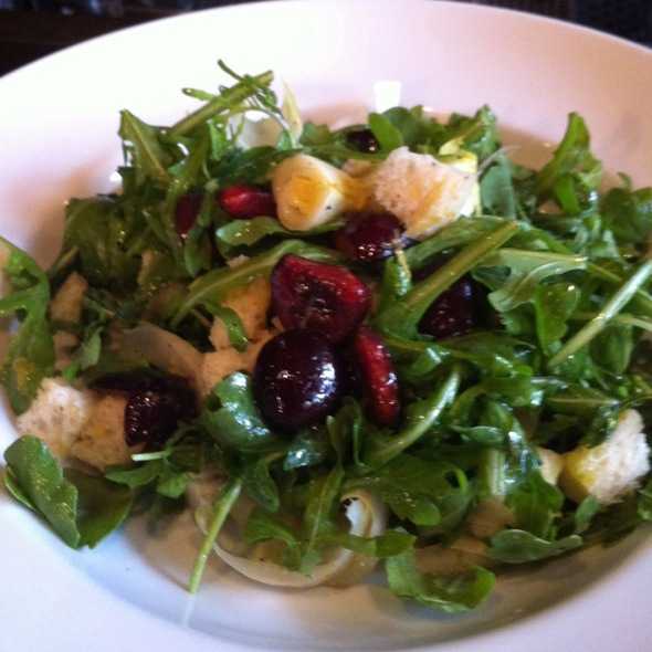 Argula Salad - Irish Heather, Vancouver, BC