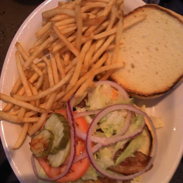 Hickory bacon chicken sandwich - Rock Bottom Brewery Restaurant - Cincinnati, Cincinnati, OH