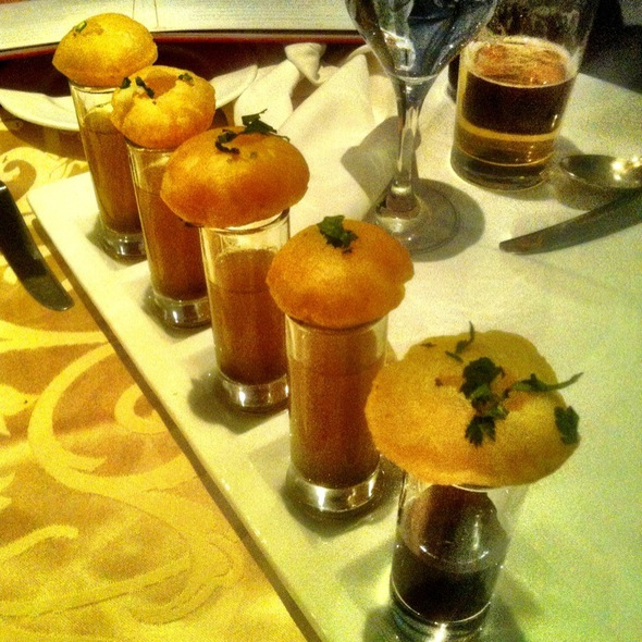 Amuse Bouche - Gaylord Restaurant - London, London