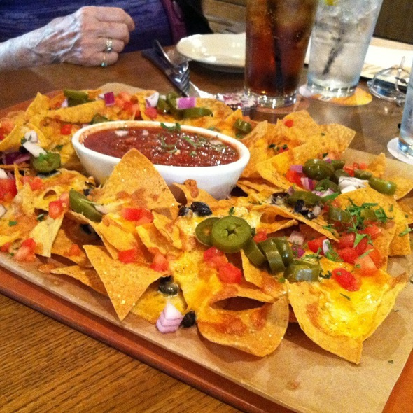 Brewery Nachos - Rock Bottom Brewery Restaurant - Seattle, Seattle, WA