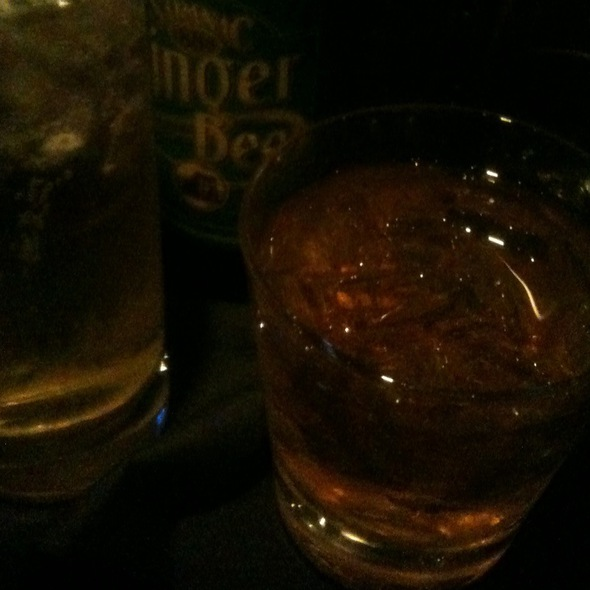 Knob Creek And Ginger Beer - Red, the Steakhouse - Beachwood, Beachwood, OH