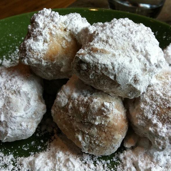 Ricotta Donuts - Rustico, Alexandria, VA