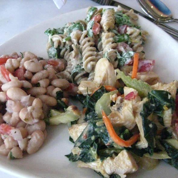 Salad Trio - Convito Cafe and Market, Wilmette, IL