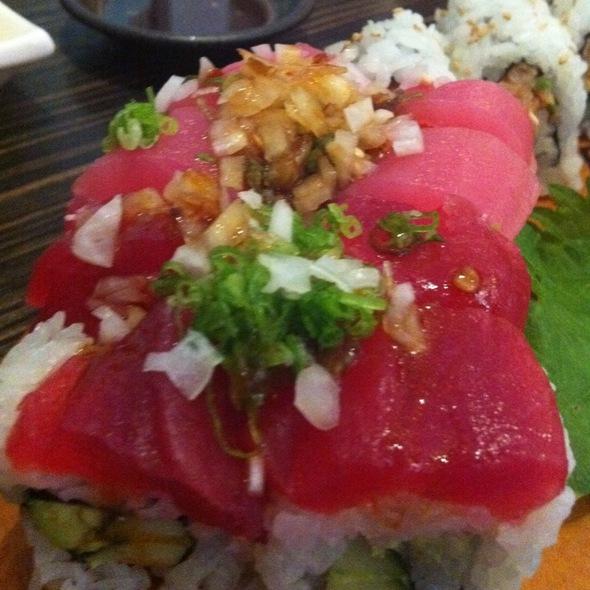 Ruby Red Roll - Hapa Sushi Grill & Sake Bar - Pearl St. Boulder, Boulder, CO
