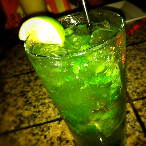 Ty Ku Mojito - Three's Bar & Grill, Kihei, HI