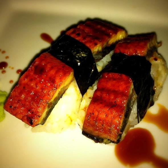 Eel Nigiri - Three's Bar & Grill, Kihei, HI
